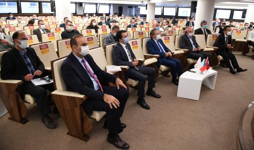 Büyükelçi Pavek ve Başkan Şahin Telekonferansta Buluştu