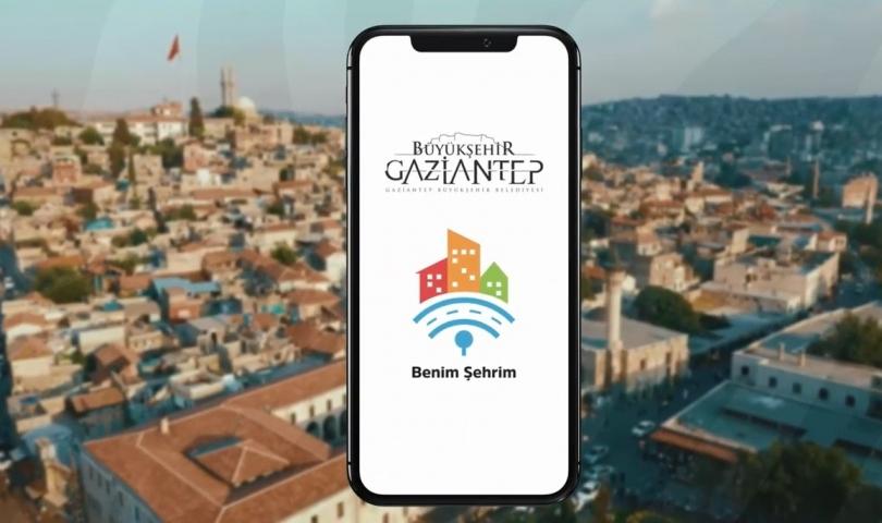 Benim Şehrim uygulaması ile vatandaş şehrini kendi yönetecek