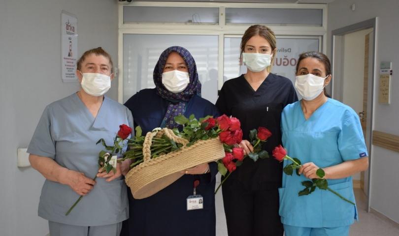 ANKA'da Anneler Günü kutlaması