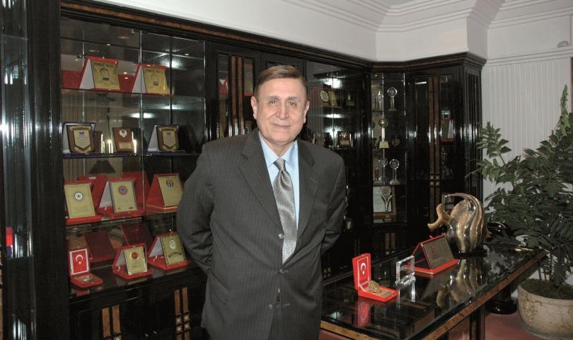 Öncü Sanayici M. Naci Topçuoğlu, vefatının 13. yılında  anılıyor