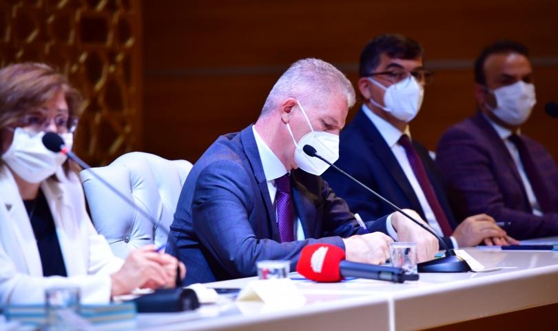 Hurda ve ikinci el piyasa temsilcileri ile çözüm toplantısı yapıldı