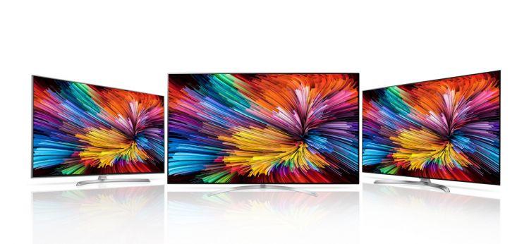 LG 2017 SUPER UHD TV